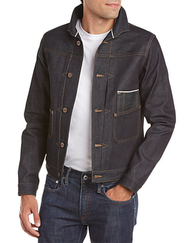 Feldton Japanese Selvedge Jacket