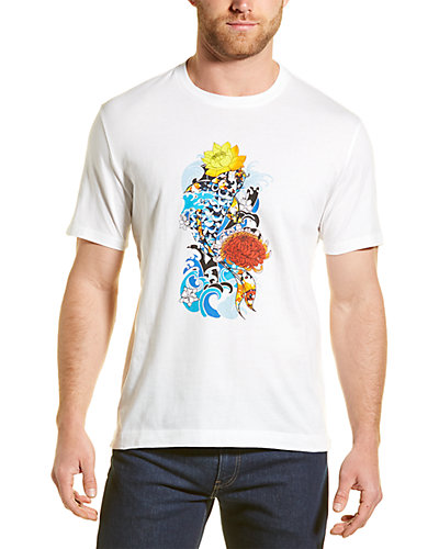 Rue La La — Robert Graham Stop Being Koi T-Shirt