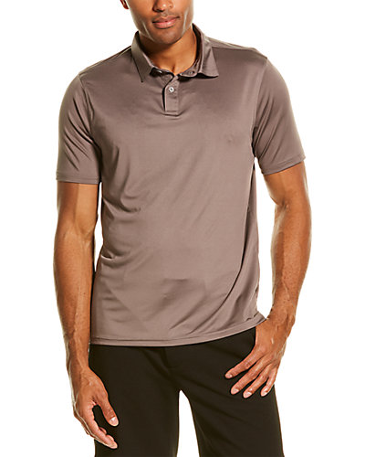 Rue La La — Heritage by Report Collection Solid Performance Polo Shirt