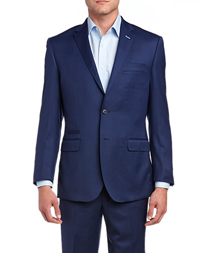 English Laundry Suit with Flat Front Pant