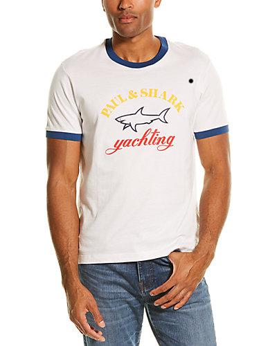 Rue La La — Paul & Shark Graphic T-Shirt