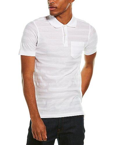 Rue La La — dunhill Jacquard Polo Shirt