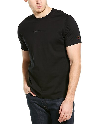 Rue La La — Paul & Shark Logo T-Shirt