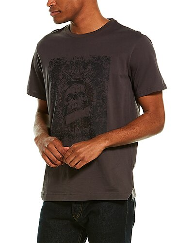 Rue La La — Robert Graham Skull T-Shirt