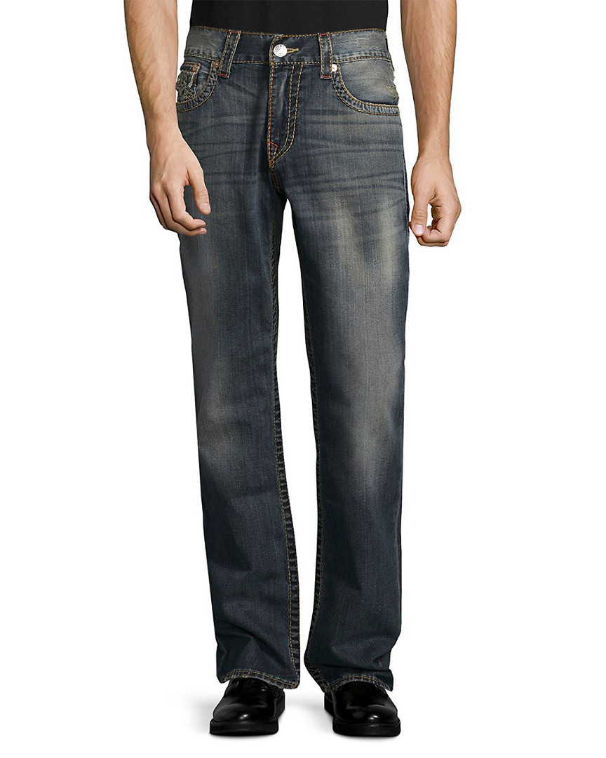 True Religion Cottons BIG T FADED PANT