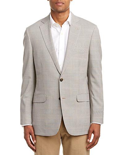 Brooks Brothers Cool Fitzgerald Fit Wool-Blend Sport Coat