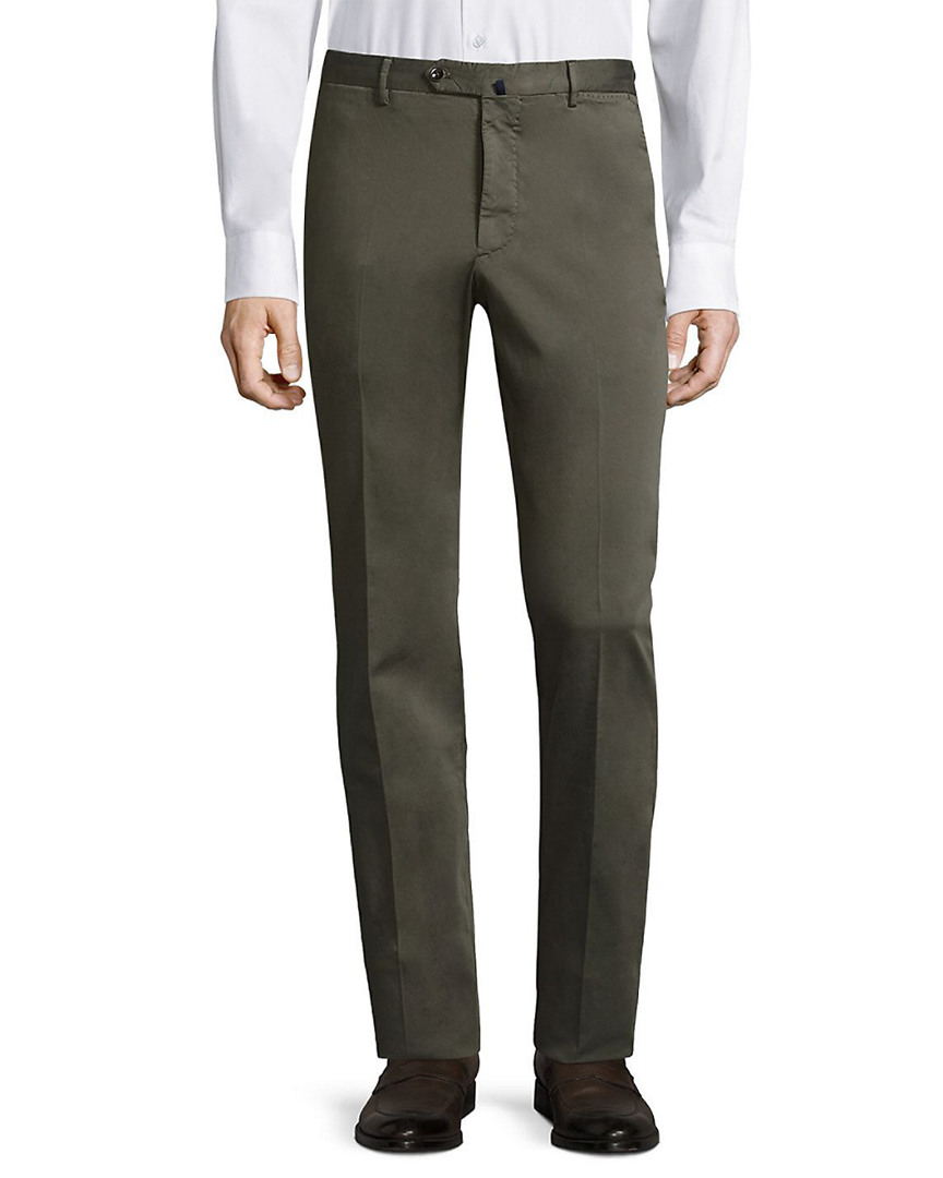 baa0f5299 Incotex Mens Classic Fit Chino