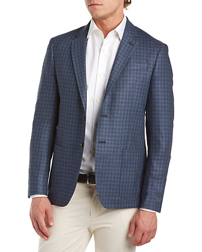 Todd Snyder Mayfair Fit Silk & Wool Jacket