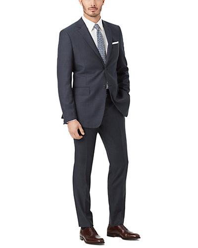 Jack Spade Warren Fit Wool Suit