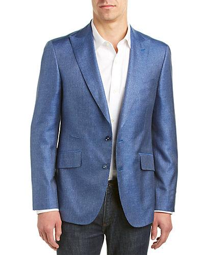 Robert Graham Arlington Silk Jacket