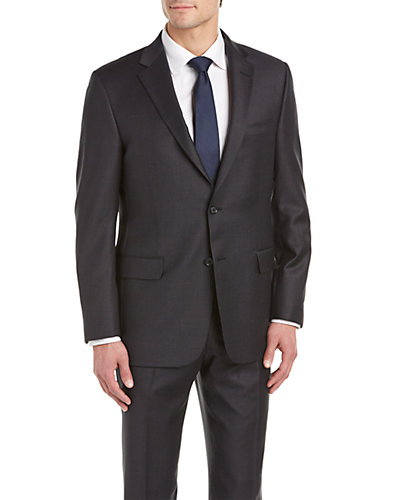 Hickey Freeman Milburn II Suit with Flat Front Pant