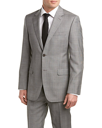 Lauren Ralph Lauren Slim Fit Suit with Flat Front Pant