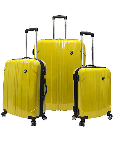 Traveler's Choice Sedona 3pc Expandable Spinner Set