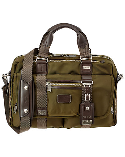 TUMI Pinckney Flap Briefcase