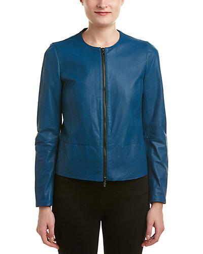 Anne Klein Leather Jacket