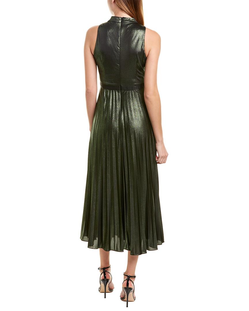 Donna-Morgan-Midi-Dress-Women-039-s-1050399665 thumbnail 2