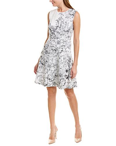 Rue La La — Karl Lagerfeld A-Line Dress