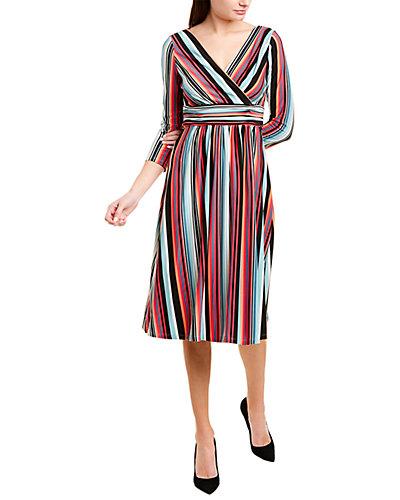 Rue La La — London Times Midi Dress