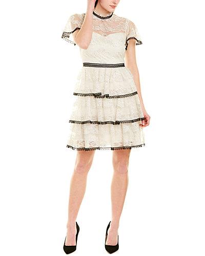 Rue La La — Shoshanna A-Line Dress