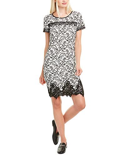 Rue La La — KARL LAGERFELD Lace Shift Dress