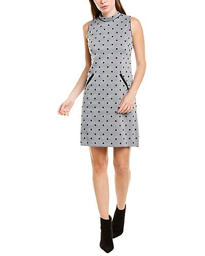 Rue La La — Donna Ricco Mock Mini Dress