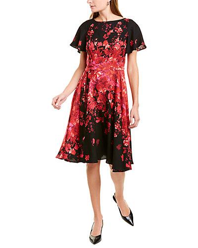 Rue La La — Gabby Skye Geneva A-Line Dress