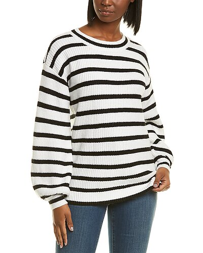 Rue La La — KARL LAGERFELD Bishop Sleeve Sweater