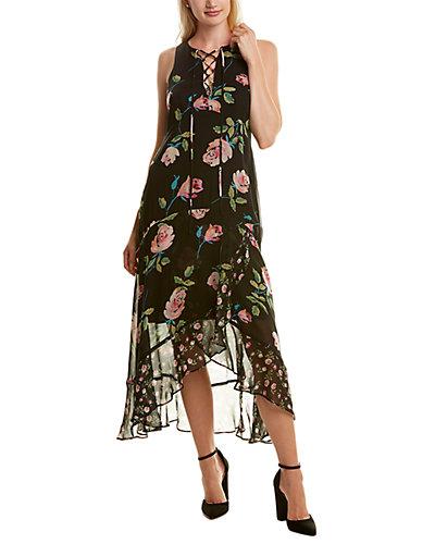 Rue La La — Nanette Lepore Roses Dress