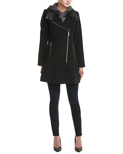 Marc New York Hilary Wool Coat