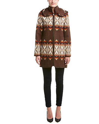 Pendleton Sante Fe Wool-Blend Coat