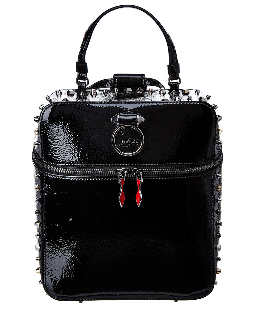 eb9a839018cf Christian Louboutin Rubylou Patent Backpack