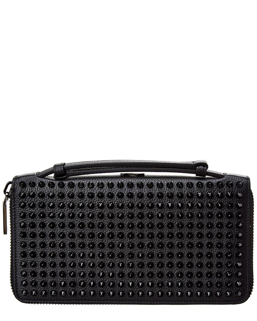 7b217e9266ff Christian Louboutin Mens Panettone Xl Leather Wallet