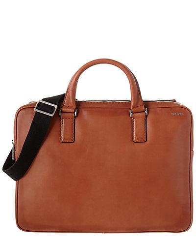 Jack Spade Fulton Leather Briefcase