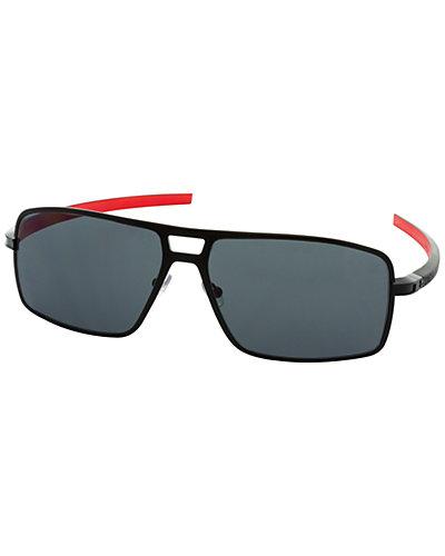 Tag Heuer Men's Senna Racing 62mm Sunglasses