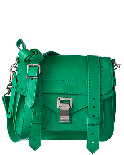 Proenza Schouler PS1 Pouch Leather Crossbody