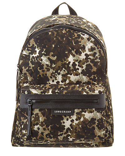 Longchamp Le Pliage Neo Fantaisie Nylon Backpack