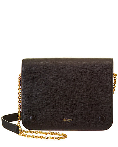 Mulberry Clifton Small Classic Grain Leather Crossbody