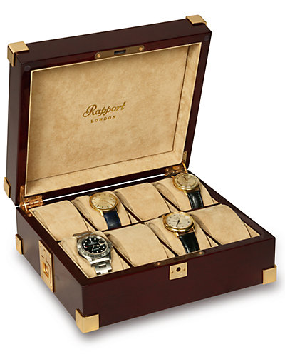 Rapport London Captain's Watch Collector Case