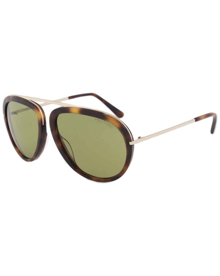 STACY 57MM SUNGLASSES