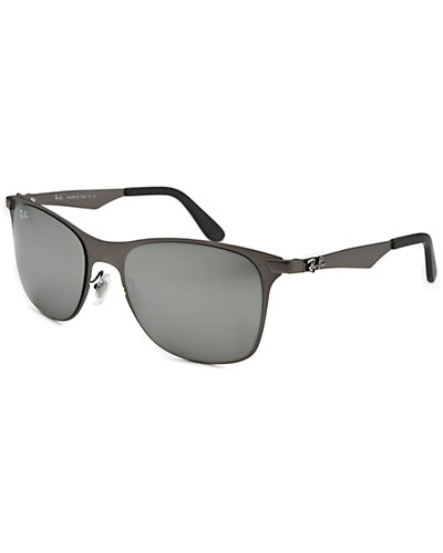 Ray Ban Men's RB3521 52mm Sunglasses
