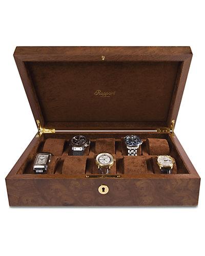 Rapport Portman Wood Watch Display Case