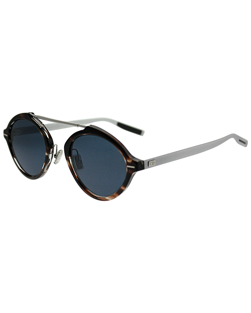 UNISEX CD SYSTEM 49MM SUNGLASSES