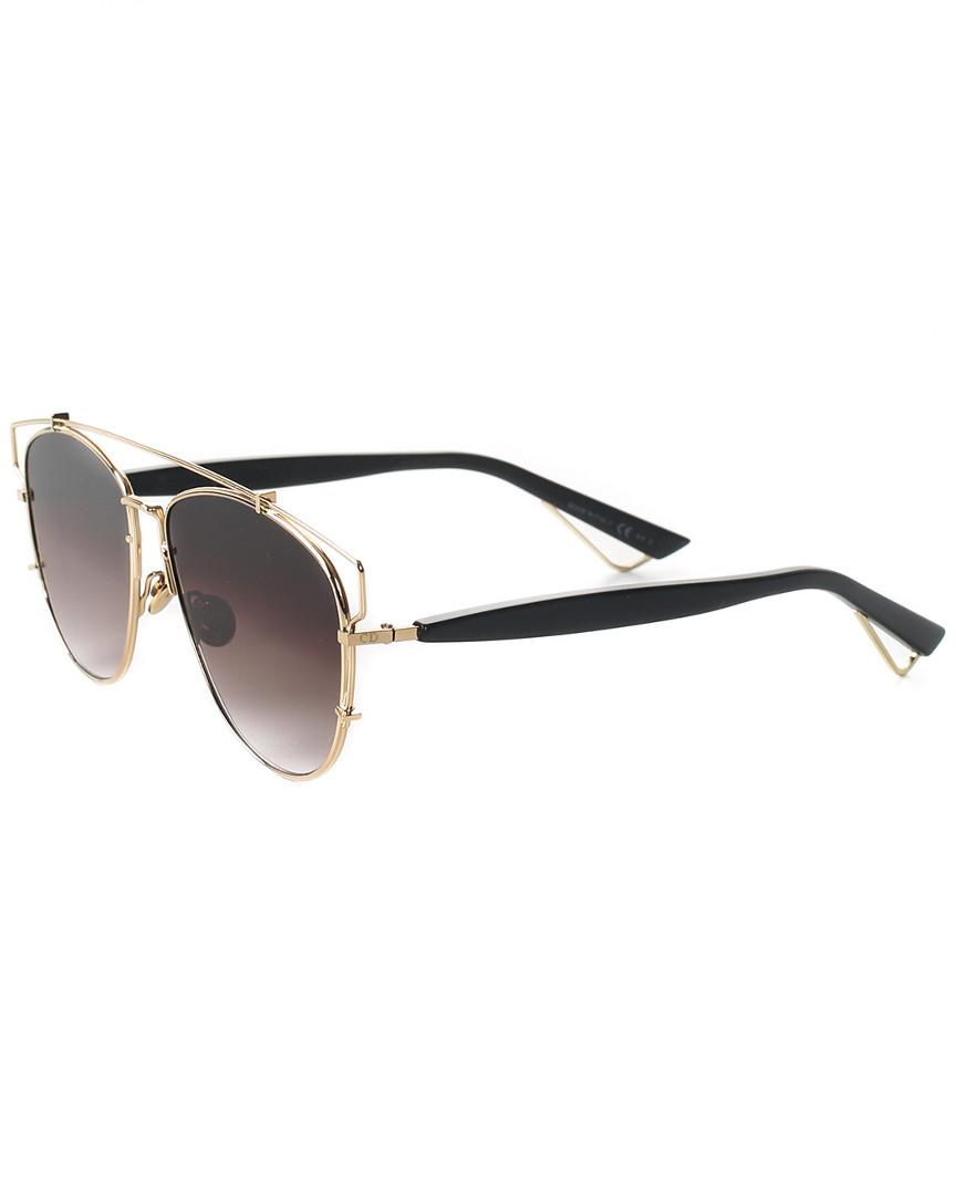d96cdc91cc10 Shop Dior Technologic 57Mm Sunglasses In Nocolor