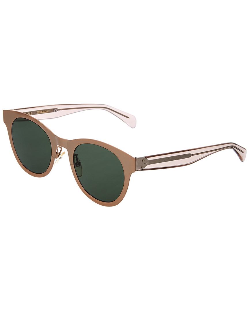 7f30cbb30fe2 Celine Cl 41452 S 49Mm Sunglasses In Nocolor