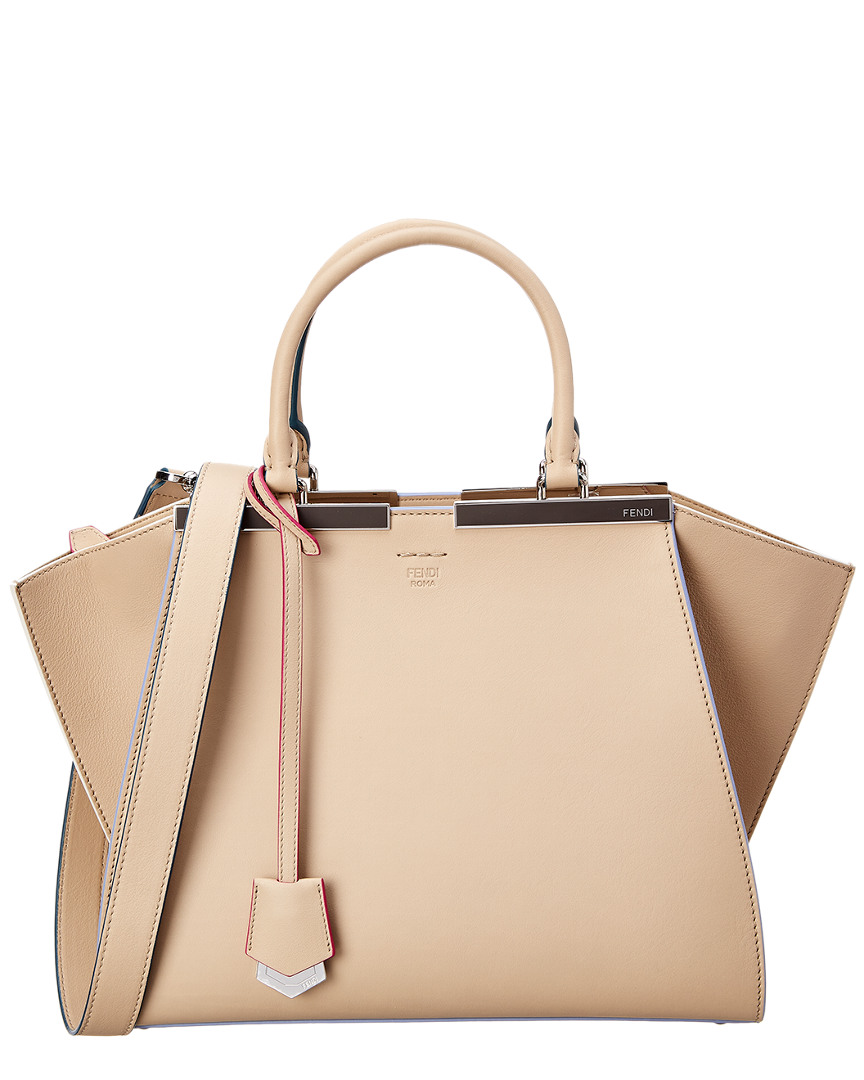 3JOURS LEATHER TOTE