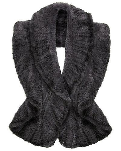 Rachel Furs Large Collar Scarf