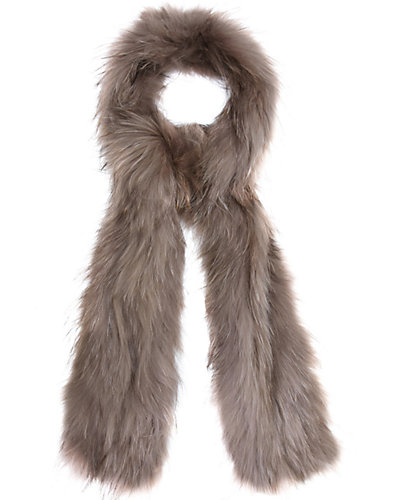 Rachel Furs Regular Scarf