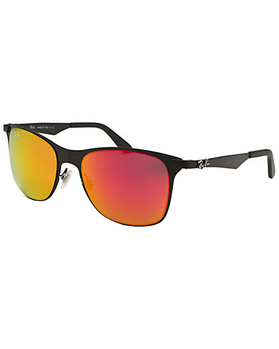 Ray-Ban Men's RB3521 52mm Sunglasses