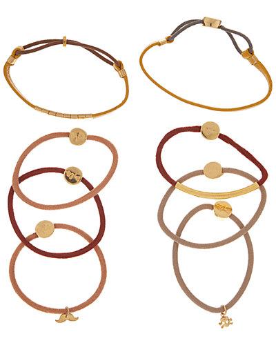 By Lilla 8pk Dunes Hair Tie Bracelets