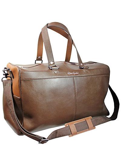 Robert Graham Siran Leather Duffle